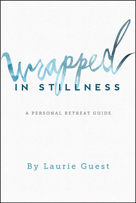 Wrapped in Stillness cover
